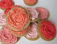 Rose Pile